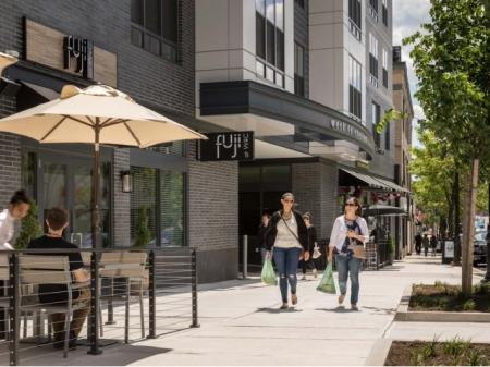 Shopping Nearby | Quincy Massachusetts Apartments | West of Chesnut