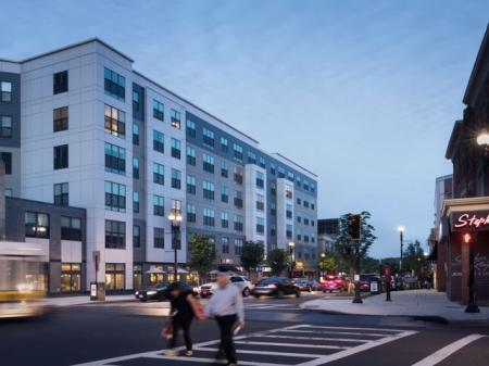 Apartment Homes In Quincy | West of Chesnut