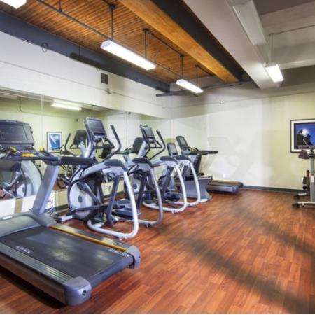 Cutting Edge Fitness Center | Apartments for Rent in Springfield MA | Stockbridge Court
