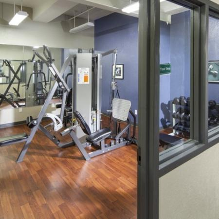 On-site Fitness Center | 1 Bedroom Apartments Springfield MA | Stockbridge Court