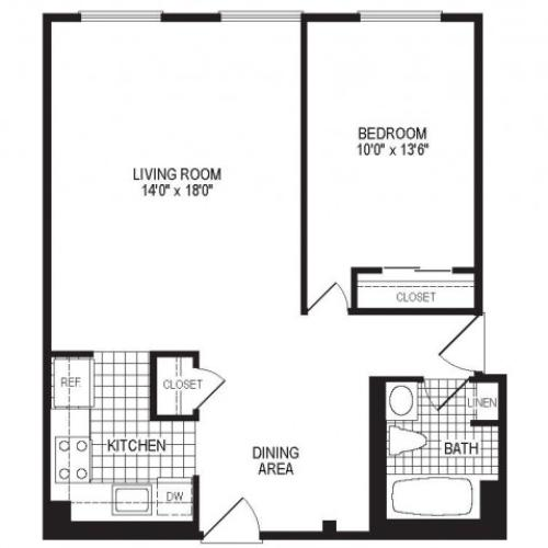 Floor Plan | Stockbridge Court