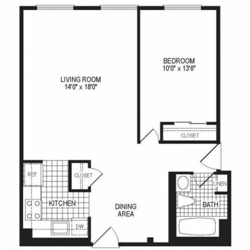 Floor Plan | Stockbridge Court