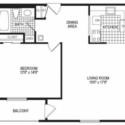 Floor Plan 2 | Stockbridge Court