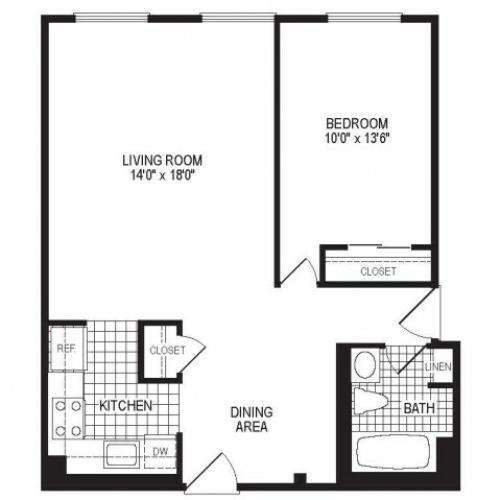 Floor Plan 6 | Stockbridge Court