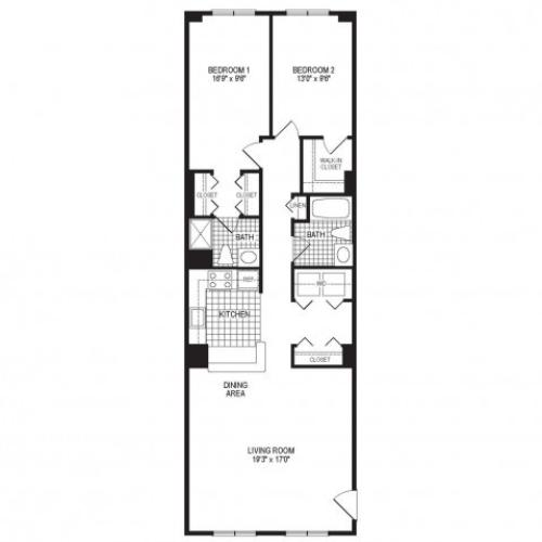 Floor Plan 3 | Stockbridge Court