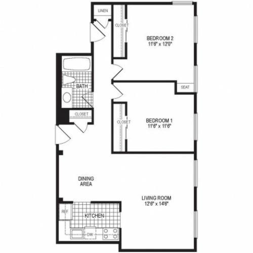 Floor Plan 8 | Stockbridge Court