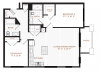 Floor Plan 10 | Manchester Apartments NH | Corsa