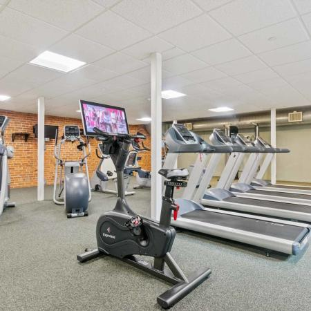 State-of-the-Art Fitness Center | Millbury MA Apartments | Cordis Mills