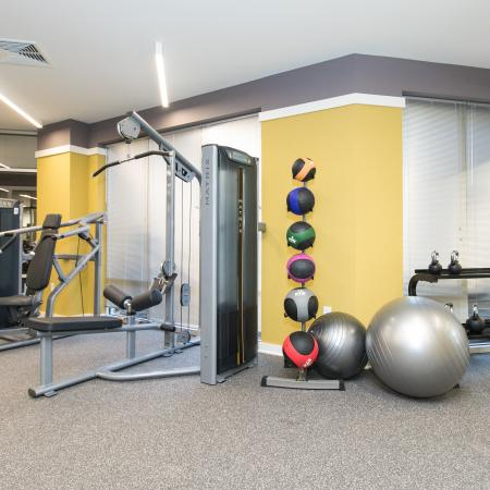 Apartments near Fort Meade MD Workout Center