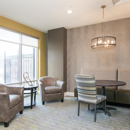 Spacious Resident Club House | Apartment in Elkridge, MD | Verde at Howard Square