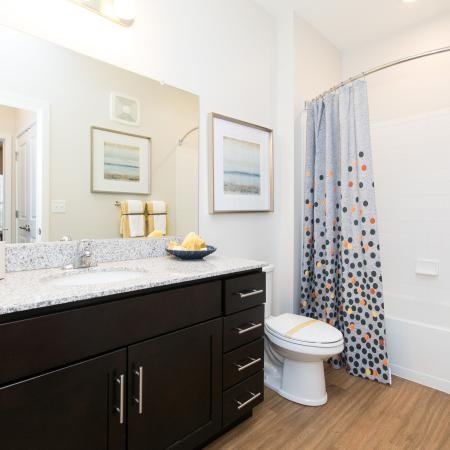 Luxurious Bathroom | Apartments for rent in Elkridge, MD | Verde at Howard Square
