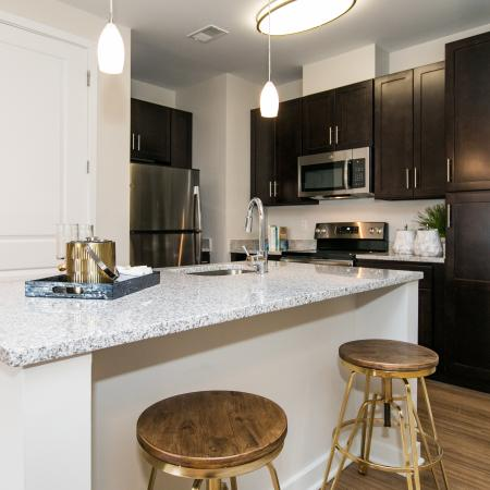 State-of-the-Art Kitchen | Elkridge MD Apartment Homes | Verde at Howard Square
