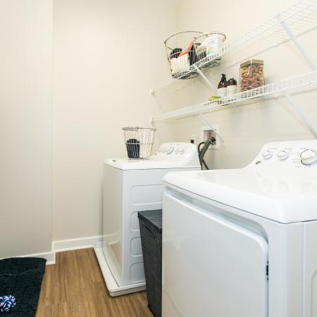 In-home Laundry  | Apartments Homes for rent in Elkridge, MD | Verde at Howard Square
