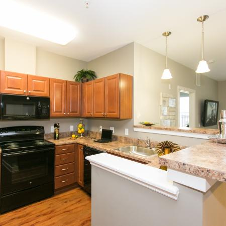 Spacious Kitchen | Apartments for rent in Elkridge, MD | Verde at Howard Square