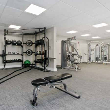 State-of-the-Art Fitness Center | Apartments For Rent Everett MA | Wellington Parkside