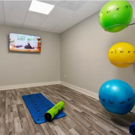 Resident Fitness Center | Everett Apartments MA | Wellington Parkside