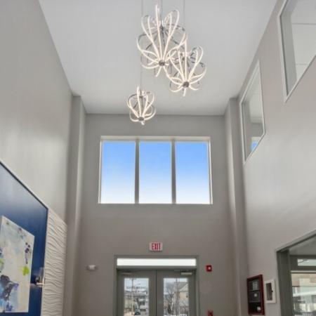 Elegant Community Club House | Apartments For Rent Everett MA | Wellington Parkside