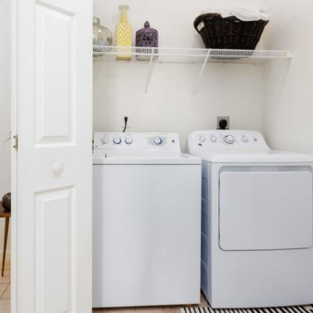 In-home Laundry  | Apartments Homes for rent in West Warwick, RI |