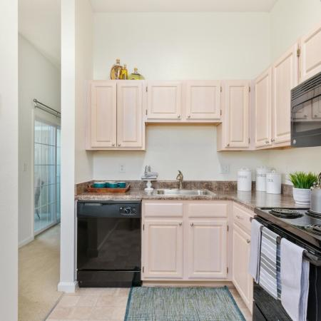 Modern Kitchen | West Warwick RI Apartment For Rent |