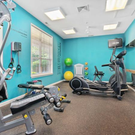 State-of-the-Art Fitness Center | Apartment Homes in West Warwick, RI |
