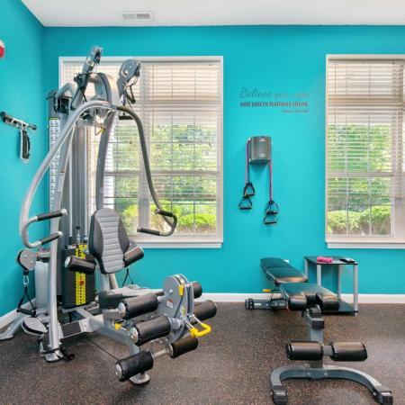 Cutting Edge Fitness Center | Apartments Homes for rent in West Warwick, RI |