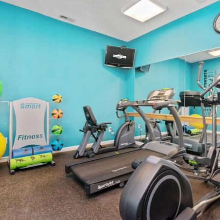 Resident Fitness Center | Apartments West Warwick, RI |