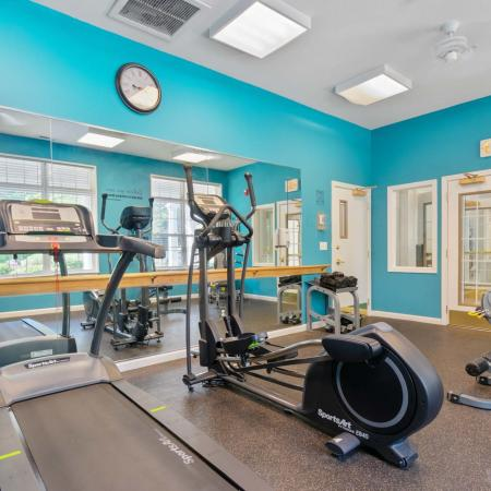 Community Fitness Center | Apartment in West Warwick, RI |