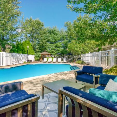 Resort Style Pool | Apartments in West Warwick, RI |