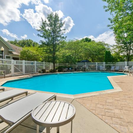 Community Sun Deck | Apartments in West Warwick, RI |