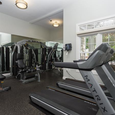Beacon Place fitness center