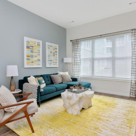 Spacious Living Space | The Q