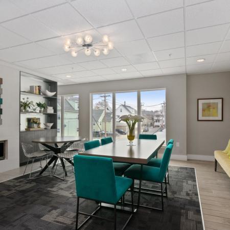 Spacious Resident Club House | Apartments Everett MA | Wellington Parkside