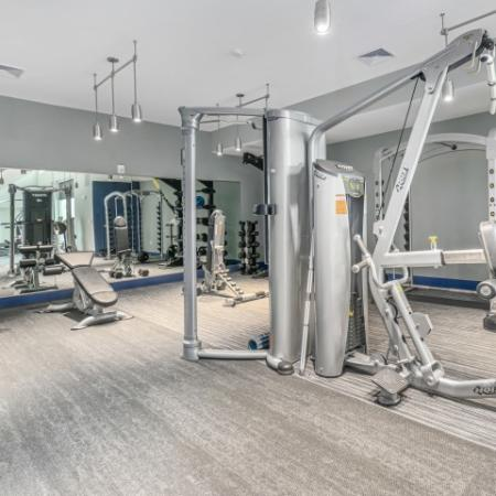 Fitness Center | The Reserve at Burlington