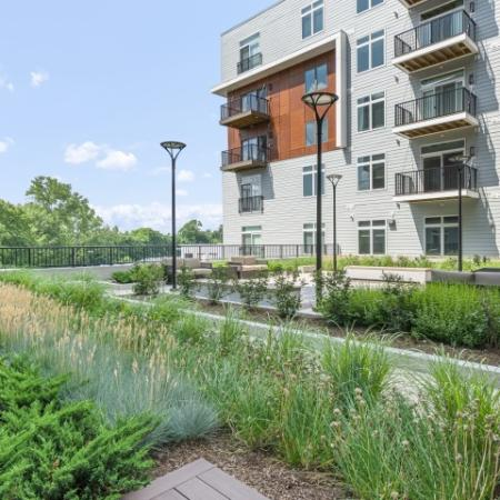 Green Space | The Reserve at Burlington
