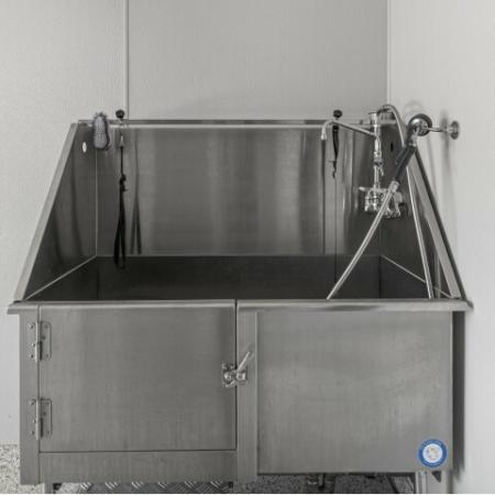 Dog Wash Area TRAC 75