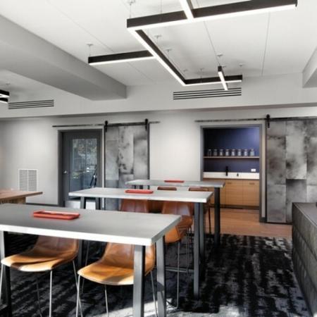Elegant Resident Club House | Allston Massachusetts Apartments | TRAC 75