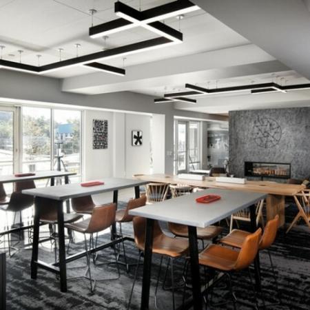 Spacious Community Club House | Allston Apartments | TRAC 75