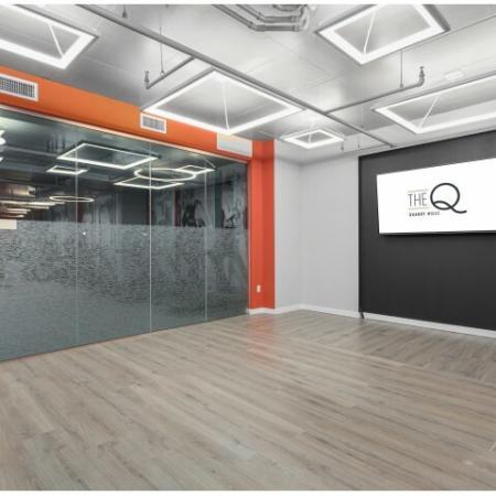 Yoga Studio The Q