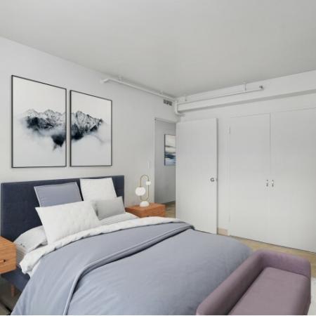 Bedroom 100 memorial Drive
