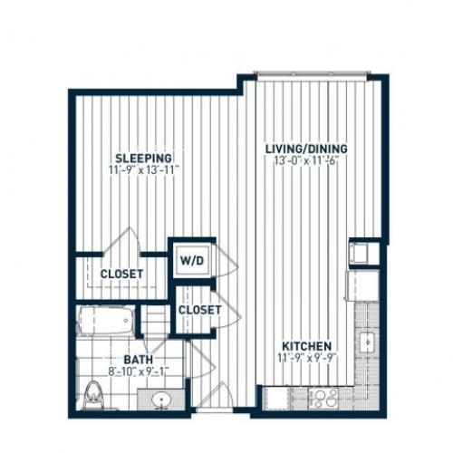 S1AH Floor Plan