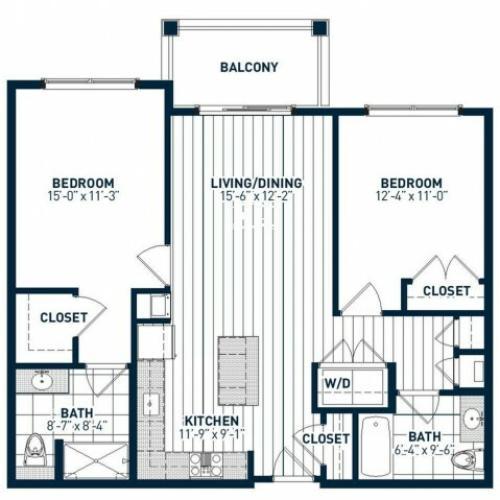 B2B Floor Plan