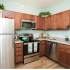 Beautiful kitchens in our Riverscape Apartments in Odenton MD