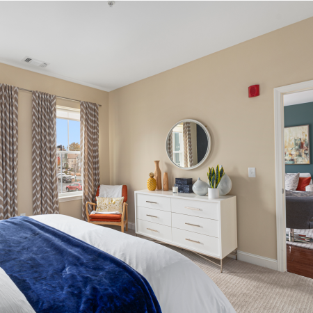 Spacious Bedroom | Luxury Apartments Malden MA | Wellington Parkside
