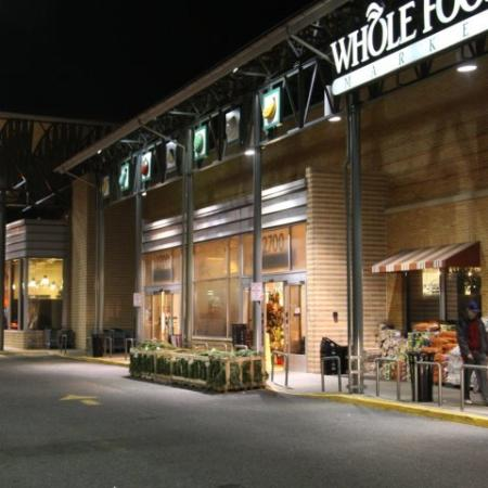 Close to Whole Foods