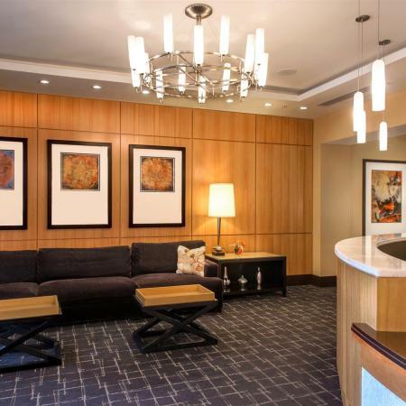 Lobby with WiFi