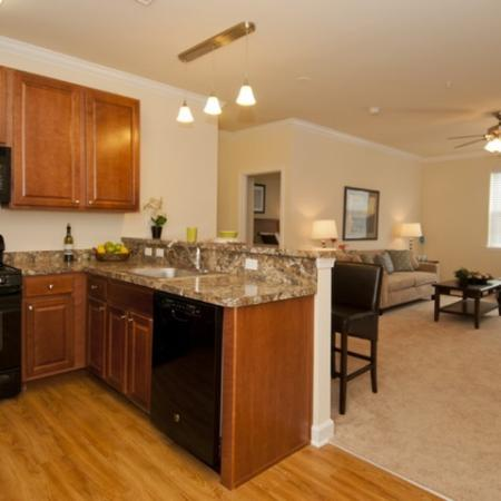 modern kitchen with Energy Star appliances