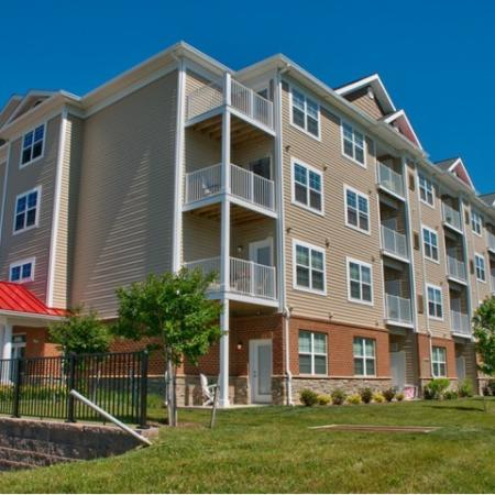 apartment community in Chester, MD
