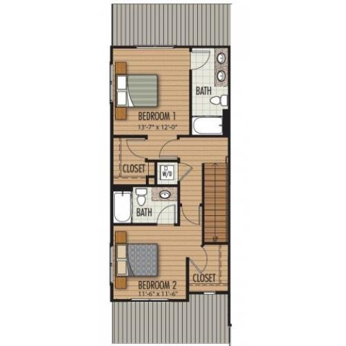 Floor Plan 5 | Homestead at Hartness