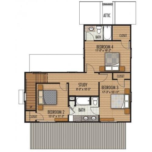 Floor Plan 7 | Homestead at Hartness
