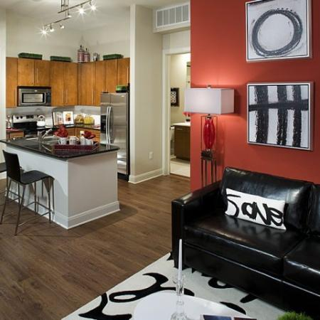 Modern Kitchen   Energy Corridor Apartments Houston   Eclipse
